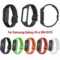TPE Silikon Uhrenarmbänder Strap Armband Für Samsung Galaxy Fit-e SM-R375 Ersatz