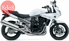 Suzuki GSF 1250 Bandit (2006) - Workshop Manual on CD