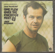 JACK NITZSCHE One Flew Over The Cuckoo's Nest CD 12 track JACK NICHOLSON