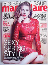 SCARLETT JOHANSSON  May 2013 MARIE CLAIRE  YOUR GUIDE TO GORGEOUS