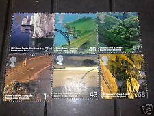 QE11 2005 BRITISH JOURNEY SW ENGLAND  SET FINE USED