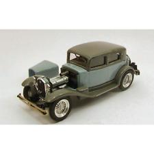 Alfa ROMEO 1750 1932 Grey 1 43 Rio Auto D'epoca Die cast Modellino