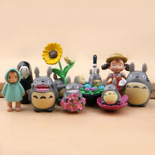 My Neighbor Totoro 9pcs PVC Action Figures Collection Dolls Toys Kids Gift
