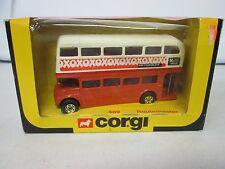 Corgi Double Decker Bus Routemaster 469 XOXO