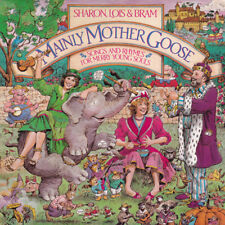 Sharon, Lois & Bram - Mainly Mother Goose (CD, 1995) [A&M] NEW original sealed