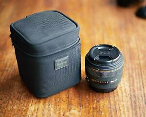 Sigma 30mm F1.4 EX DC HSM Lens for Canon APS-C