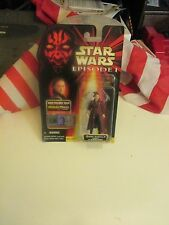 "Star Wars Episode 1 CommTech Queen Amidala 4"" Action Figure Collection 1"