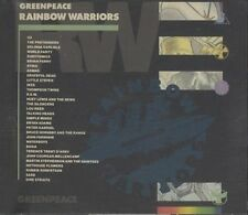 Greenpeace Rainbow Warriors (1989) U2, Belinda Carlisle, Eurythmics, Gr.. [2 CD]