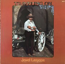 Jewel Lasyone -Traveling On LP Bluegrass Gospel Vinyl 1982 Southern Star Records