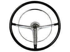 """1955 1956 Chevy Bel Air / 210 / TRI 5 18"""" Steering Wheel KIT"""