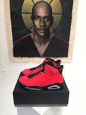 2014 Nike Air Jordan VI 6 Retro INFRARED 23 BLACK TORO RED Flip Bred SZ 14 5 11