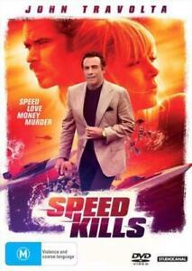 Speed Kills - DVD - Region 4 -  Free Shipping!