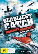 Deadliest Catch - Hairiest Moments On The High Seas (DVD, 2012) Region 4