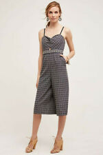Anthropologie Remy Jumpsuit by Elevenses   size 6
