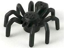 Lego Wolf Spider Black Elongated Body Black Widow New X20