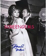 """The Twilight Zone"" TV photo signed Howard Morris I Dream of Genie episode RARE"