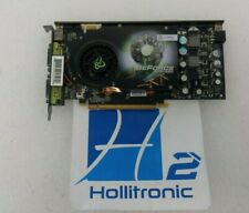 XFX GeForce 9600 GSO 580M 768MB DDR2 Dual DVI TV PCI-e Video Card PV-T960-SDF4