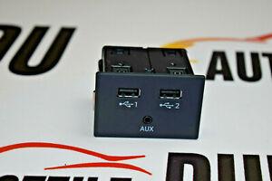 Audi Q2 81A A3 8V S3 Audio AMI 2x USB Music AUX Smartphone Interface 81A035736