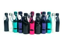 Stainless Steel Water Bottle Double Wall Vacuum Insulated Sports Gym Metal
