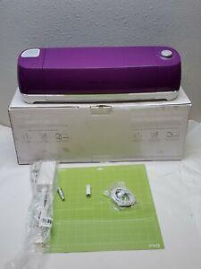 Boysenberry Purple Cricut Explore Air 2 Smart Cutting Machine with Blade& Mat