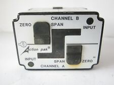 NEW ACTION PAK 4390-0000 RELAY SIGNIAL CONDITIONER