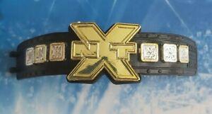 WWE Wrestling Mattel or Jakks Figure Accessory NXT Title Belt