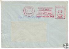 AFS, VEB Schuhchemie Leipzig-Mölkau, 7126 Mölkau, o Mölkau, 7126, 25.5.81