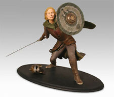 Eowyn as Dernhelm Sideshow Lord of the Rings Polystone Statue