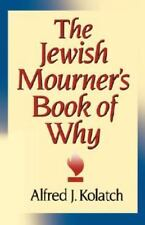 The Jewish Mourner's Book of Why-ExLibrary
