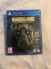 Borderlands: The Handsome Collection (Sony PlayStation 4, 2015)