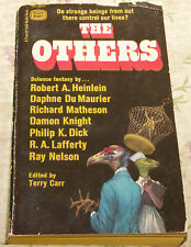 1969-THE OTHERS (A Fawcett Gold Medal Book) Paperback Edited By: Terry Carr