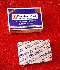 ALUM BLOCK HYGENIC  HERBAL EDH NEW DOCTOR+ ALUM~ FOR STOP BLEEDING, BARBER ALUM