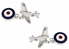 Double Sided Spitfire Cufflinks Direct from Cuff-Daddy