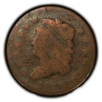 1813 1c Classic Head Large Cent SKU-Y2286
