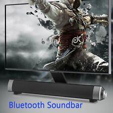 TV Sound Box Soundbar Home Theater Speaker Bluetooth incorporato Subwoofer