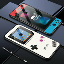 Cover For Honor Y6S 8X 9 10 Lite Nokia Phone Gamepad Switch Tempered Glass Case