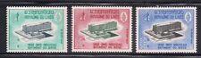 Laos  1966  Sc #126-28  Unesco   MNH  (1-333)