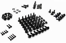 Yamaha Aerox Verkleidungsschrauben MBK Nitro schwarz Schrauben ab Baujahr 2013