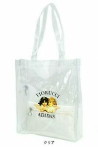 adidas × Fiorucci Collaboration Tote Shopper Bag Clear 2019 Winter Series Japan