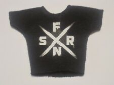 WWE Mattel Elite 1 Custom Seth Rollins S FN R Shirt for Wrestling Figure