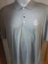 NWT Men's ADDIDAS Adiform Gray Short Sleeve Golf Polo New