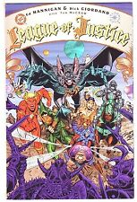 LEAGUE OF JUSTICE NM 1996 ELSEWORLD DC COMICS