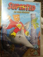 SUPERTED - SUPERTED IN THE ARTIC DVD New & Sealed