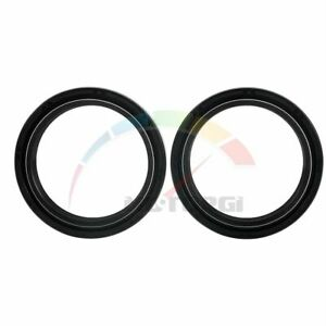 Fork Oil Seal For Kawasaki Ninja ZX10R 2011-2015 2012 2013 2014 New Seals Pair