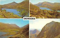 B101231 snowdonia wales 14x9cm