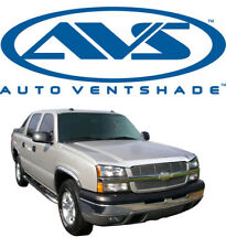 Auto Ventshade 622032 Aeroskin Large Chrome Hood Shield