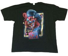 Insane Clown Posse The Jester Joker Cards Black T Shirt New Official ICP