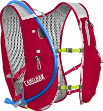 CamelBak Ultra 10 Hydration Vest 2l - Crimson Red/lime Punch