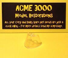 Gerry Anderson Joe 90 - Dinky 102 Joe's Car - Replacement Repro Window Unit