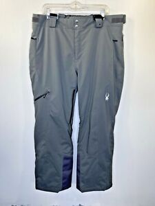 SPYDER DARE ATHLETIC INSULATED SKI PANTS MENS XL - S